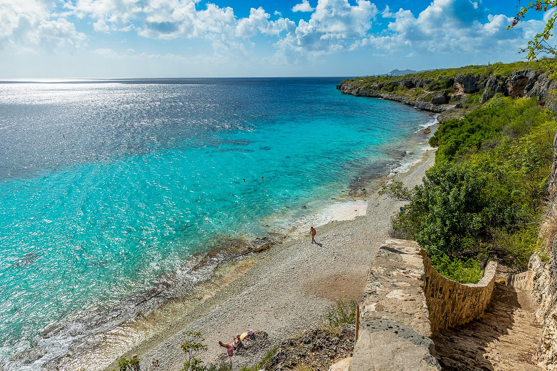 Shore Dive in Bonaire 2021