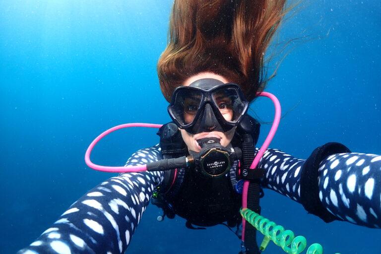 Underwater Selfie Day