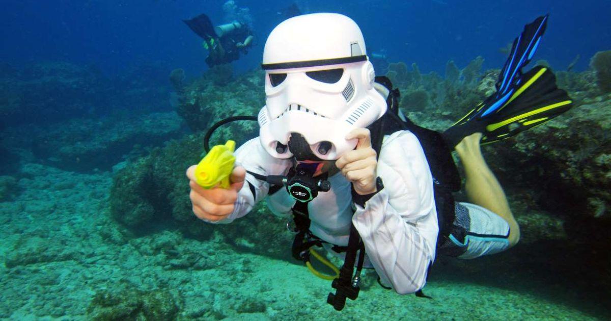 Haunted Halloween Dives